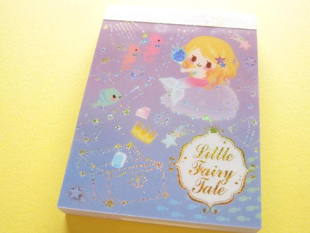 Photo1: Kawaii Cute Mini Memo Pad Q-LiA *Little Fairy Tale (94871)