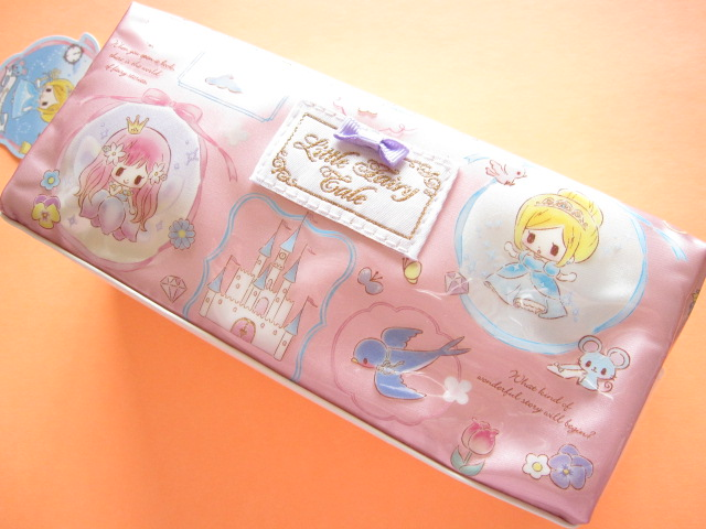 Photo1: Kawaii Cute Pen Pouch Q-lia *Little Fairy Tale (04248)