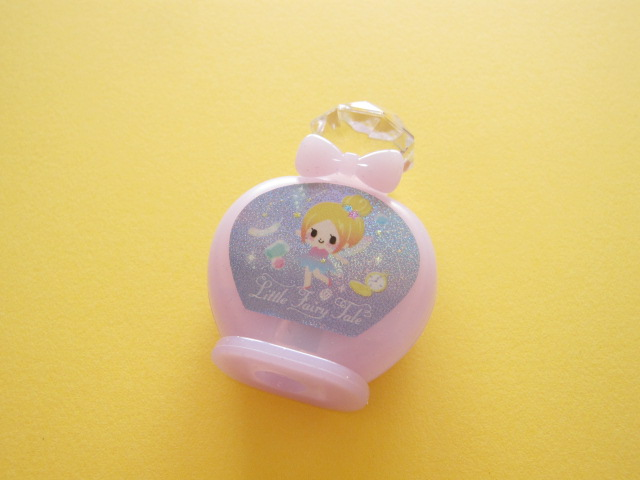 Photo1: Kawaii Cute Little Fairy Tale Pencil Sharpener Q-lia *Tinker Bell (12004)