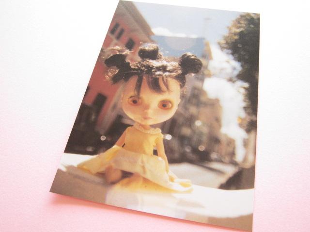 Photo1: Cute Blythe Doll Postcard *Bun