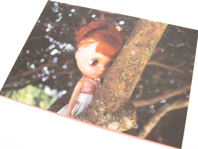 Photo1: Cute Blythe Doll Postcard *Tree