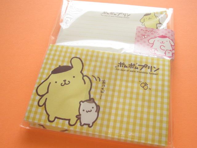 Photo1: Kawaii Cute Letter Set Sanrio *POMPOMPURIN (S2037920)