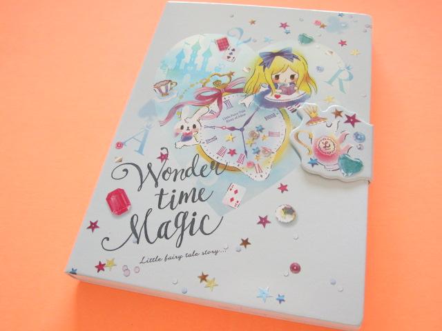 Photo1: Kawaii Cute Large Memo Pad Little Fairy Tale Q-LiA *Alice (24822)