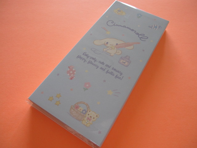 Photo1: Kawaii Cute Patapata Medium Memo Pad Sanrio Original *Cinnamoroll (44499-5)