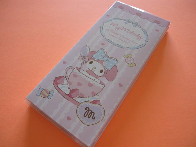 Photo1: Kawaii Cute Patapata Medium Memo Pad Sanrio Original *My Melody (44487-1)