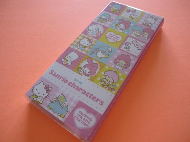 Photo1: Kawaii Cute Patapata Medium Memo Pad Sanrio Original *Sanrio Characters (44500-2)