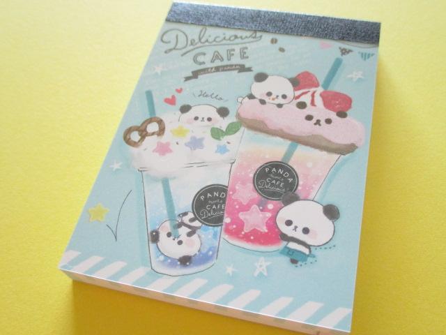 Photo1: Kawaii Cute Mini Memo Pad Delicious Cafe Q-LiA  *Drink (34097)