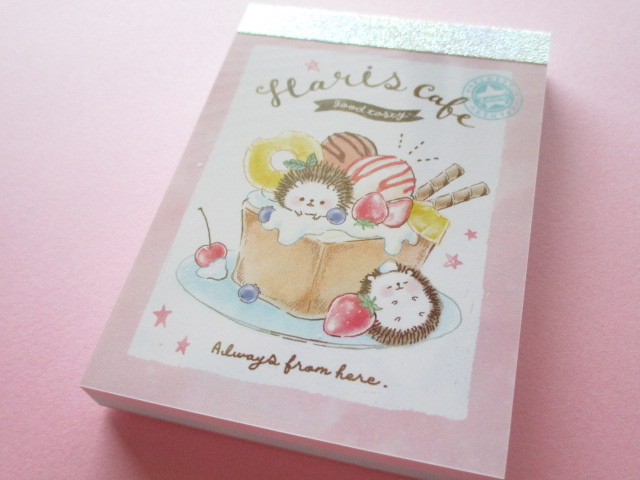 Photo1: Kawaii Cute Mini Memo Pad Q-LiA *Haris Cafe (34158)