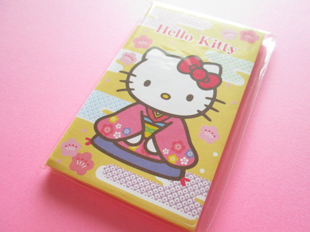 Photo1: Kawii Cute Mini Envelopes Set Sanrio *Hello Kitty (SP010001X)