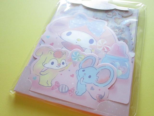 Photo1: Kawaii Cute Regular Letter Set Sanrio *My Melody (86605-9)