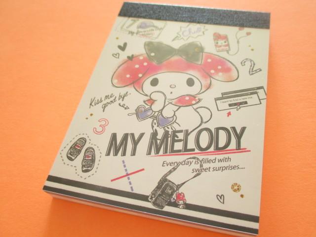 Photo1: Kawaii Cute Mini Memo Pad Sanrio *My Melody (92515)