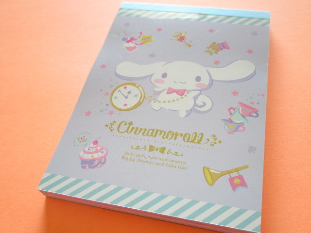 Photo1: Kawaii Cute Large Memo Pad Sanrio *Cinnamoroll (S2819120)