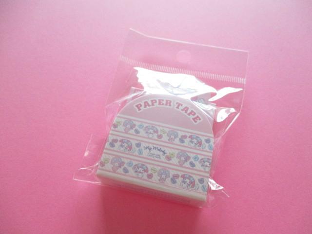 Photo1: Kawaii Cute Masking Tape/Deco Tape Sticker Sanrio Original *My Melody (16668-5)