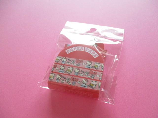 Photo1: Kawaii Cute Masking Tape/Deco Tape Sticker Sanrio Original *Hello Kitty (16662-6)