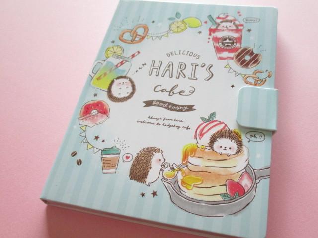 Photo1: Kawaii Cute Large Magnet Memo Pad Q-LiA *Haris Cafe (30371)