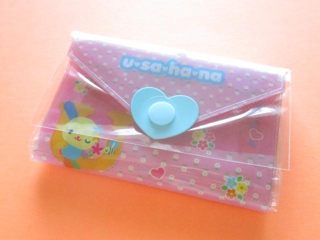 Photo1: Kawaii Cute Mini Letter Set with Plastic Case Sanrio Original *U*SA*HA*NA (35059-1-US)