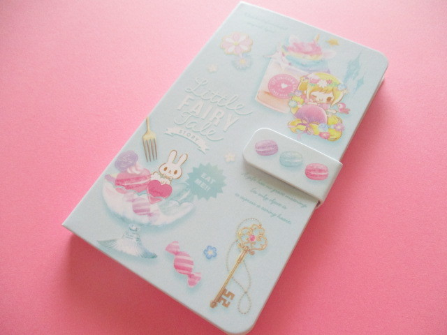 Photo1: Kawaii Cute Smapho Medium Memo Pad Little Fairy Tale Q-LiA *Little Rapunzel (34845)