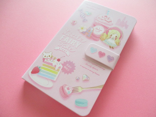 Photo1: Kawaii Cute Smapho Medium Memo Pad Little Fairy Tale Q-LiA *Little Red Riding Hood (34846)