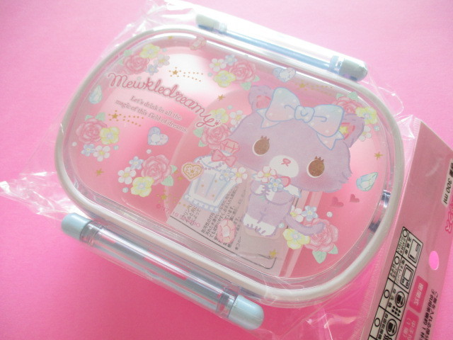Photo1: 3 pcs Kawaii Cute Bento Lunch Box Set Sanrio Original *Mewkledreamy (57918-1)