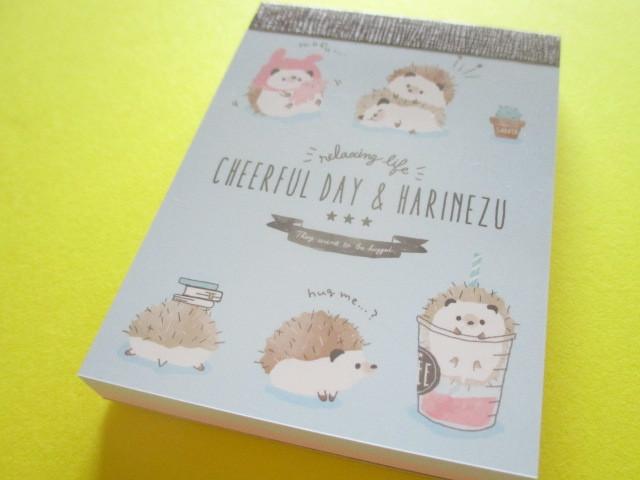 Photo1: Kawaii Cute Mini Memo Pad Q-LiA *Cheerful Day (40015)