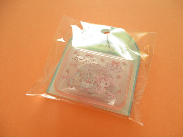 Photo1: Kawaii Cute Sticker Flakes Pack in the Plastic Case Sanrio Original *Bonbonribbon (03826-1)