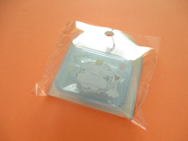 Photo1: Kawaii Cute Sticker Flakes Pack in the Plastic Case Sanrio Original *Cinnamoroll (03765-6)