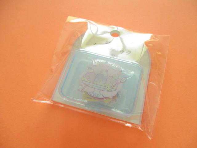 Photo1: Kawaii Cute Sticker Flakes Pack in the Plastic Case Sanrio Original *TUXEDO SAM (03779-6)