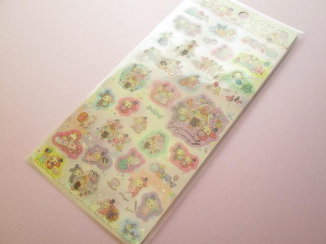 Photo1: Kawaii Cute Sticker Sheet Sentimental Circus San-x *Hansel and Gretel (SE39901)