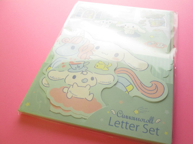 Photo1: Kawaii Cute Regular Letter Set Sanrio Original *Cinnamoroll (18000-9)