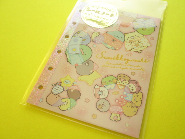Photo1: Kawaii Cute Sticker Sheets for Binder San-x *Sumikkogurashi  (SE42501)