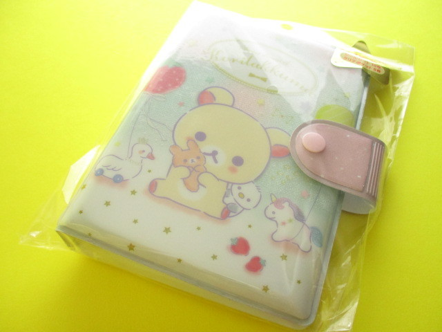Photo1: Kawaii Cute Funifuni Sticker Binder San-x *Korilakkuma (SE42001)
