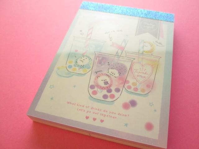 Photo1: Kawaii Cute Mini Memo Pad Q-LiA *Melty Sugar (40234)