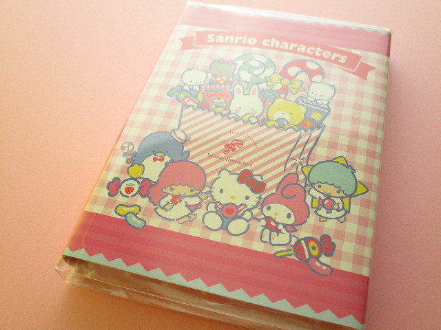 Photo1: Kawaii Cute Patapata Medium Memo Pad Sanrio Characters Sanrio Original *Candy Shop (86256-8)