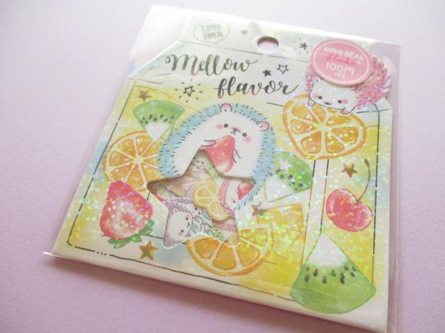 Photo1: Kawaii Cute Sticker Flakes Sack Crux *Mellow Flavor (73002)