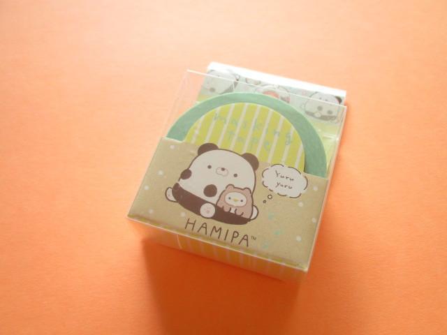 Photo1: Kawaii Cute Mini Masking Tape/Deco Tape Sticker San-x *Hamipa (SE45501)