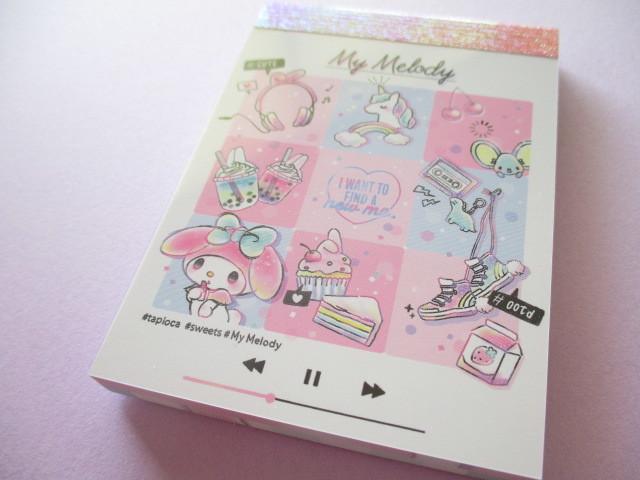 Photo1: Kawaii Cute Mini Memo Pad My Melody Sanrio *Paddy's Market (52491)