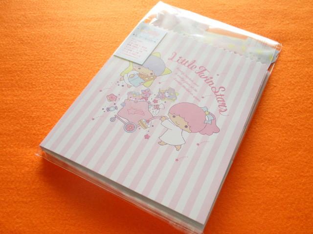 Photo1: Kawaii Cute Regular Letter Set Sanrio Original *Little Twin Stars (31682-2)