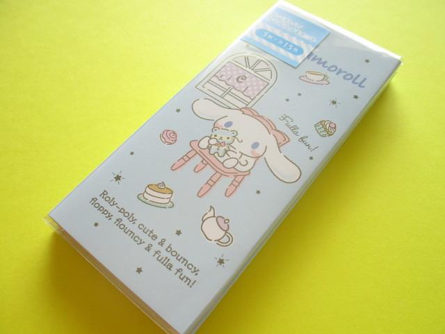 Photo1: Kawaii Cute Patapata Medium おでかけ Memo Pad Sanrio Original *Cinnamoroll (31673-3)
