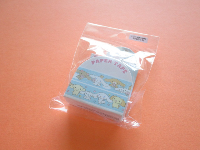 Photo1: Kawaii Cute Masking Tape/Deco Tape Sticker Sanrio Original *Cinnamoroll  (37480-6)