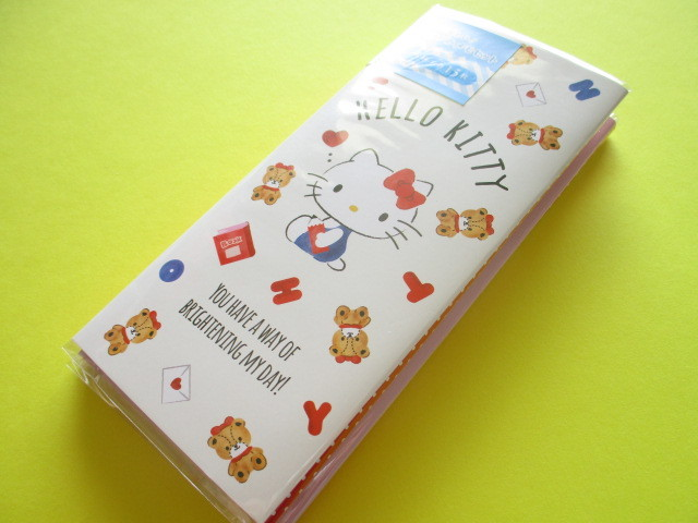 Photo1: Kawaii Cute Patapata Medium おでかけ Memo Pad Sanrio Original *Hello Kitty (31662-8)