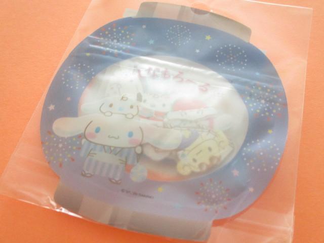 Photo1: Kawaii Cute 和風 Summer Sticker Flakes Sack Sanrio Original  *Cinnamoroll (49216-7)