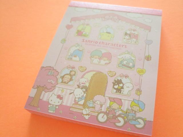 Photo1: Kawaii Cute Mini  Memo Pad Sanrio *Sanrio Characters (お菓子のおうち)