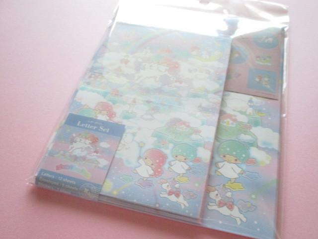 Photo1: Kawaii Cute Letter Set Sanrio *Little Twin Stars  (ゆめ星雲)