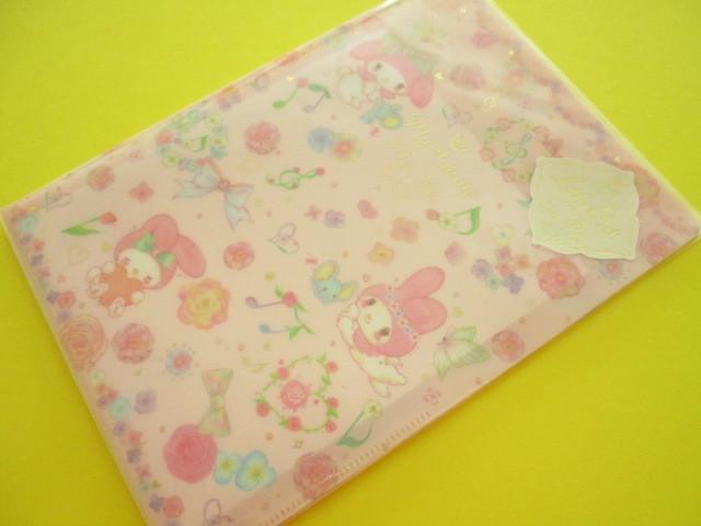 Photo1: Kawaii Cute Letter Set My Melody × たけいみき Miki Takei Sanrio *Flower Fairies (LS-15464)