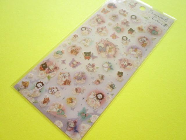Photo1: Kawaii Cute Stickers Sheet Sentimental Circus San-x *Tsukiirokojika (SE48702)