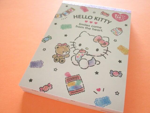 Photo1: Kawaii Cute Large Memo Pad Sanrio Original *Hello Kitty (92301-0)