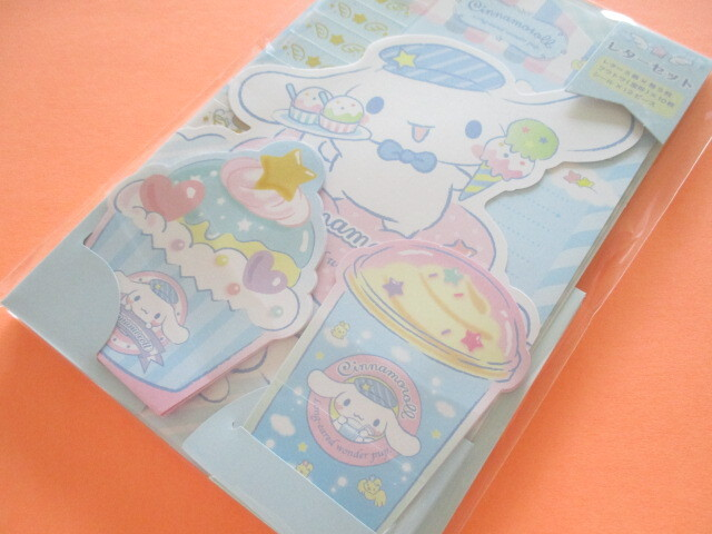 Photo1: Kawaii Cute Regular Letter Set Sanrio Original *Cinnamoroll (92272-2)