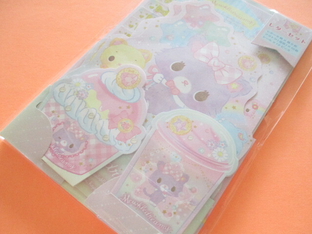 Photo1: Kawaii Cute Regular Letter Set Sanrio Original *Mewkledreamy (92273-1)