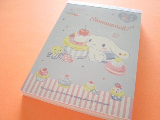 Photo1: Kawaii Cute Large Memo Pad Sanrio Original *Cinnamoroll (92307-9)