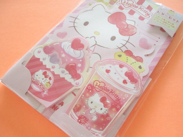 Photo1: Kawaii Cute Regular Letter Set Sanrio Original *Hello Kitty (92264-1)